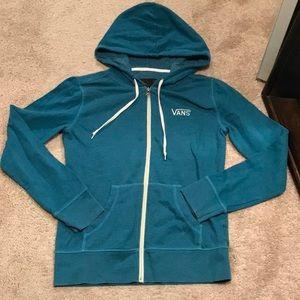 VANS Sweatshirt Hoodie. Size Medium